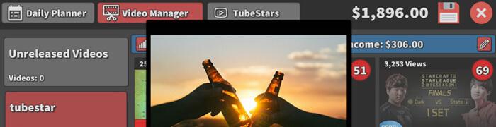 5 melhores jogos de simulador de Youtuber: TubeStar