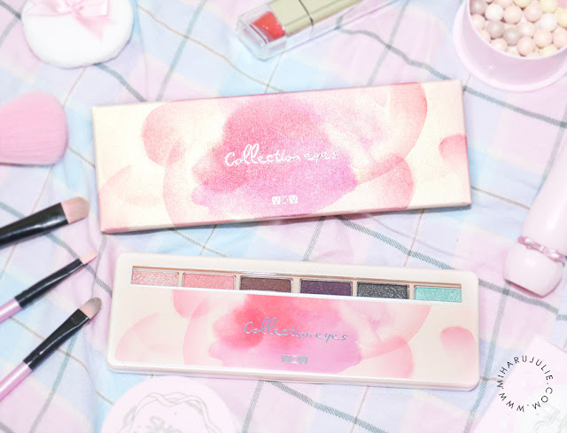 VOV Collection Eyes #3 Cosmo Pink Review