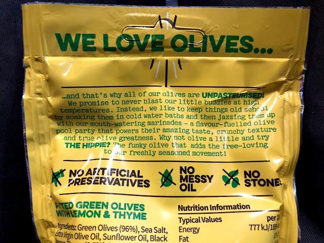 Olly's olives - Holland & Barrett