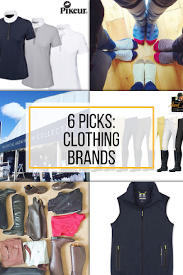Top 6 Picks of Equestrian Clothing Brands