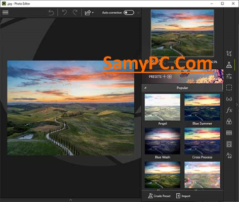 InPixio Photo Editor Free Download Full Latest Version