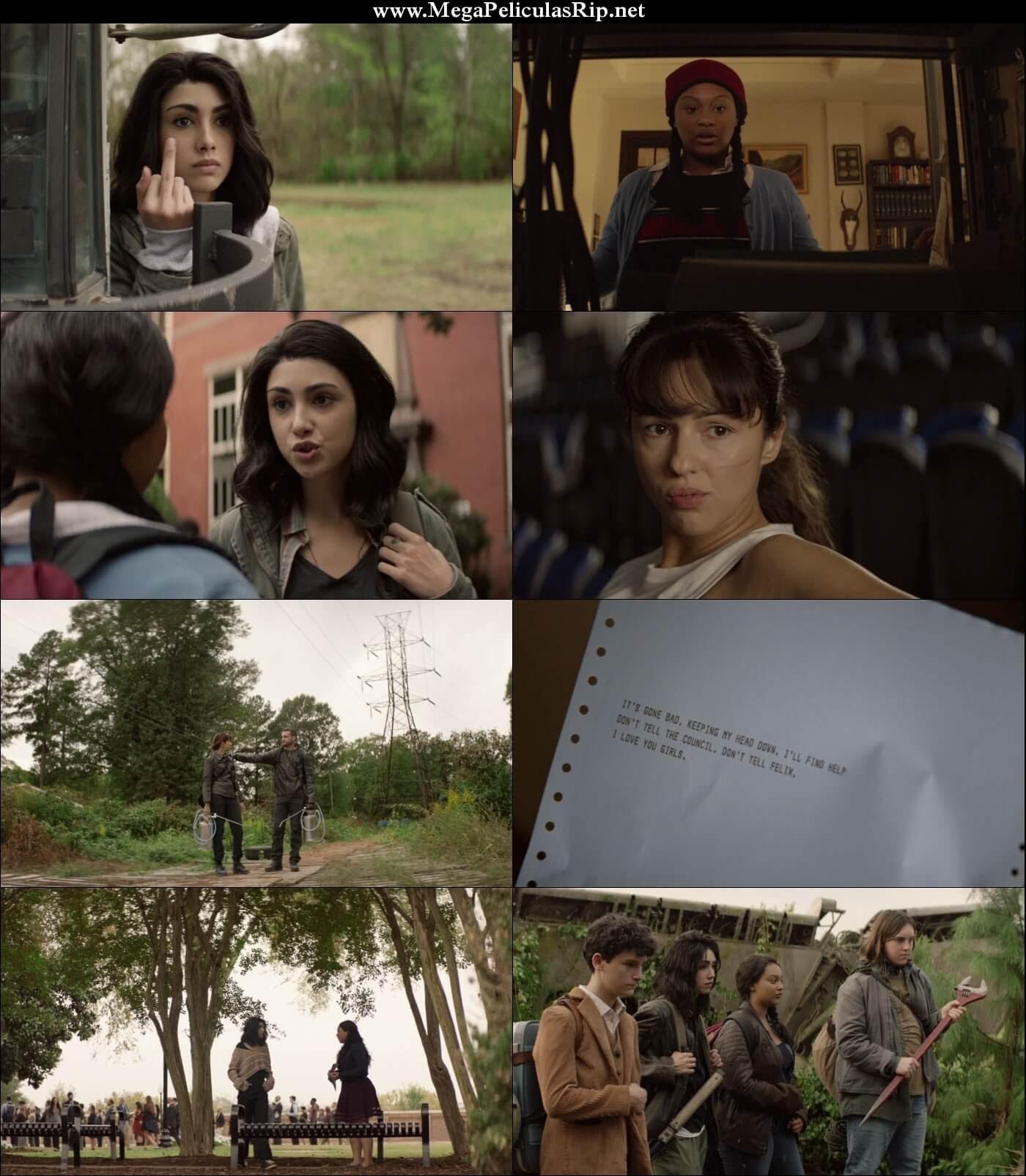 The Walking Dead World Beyond Temporada 1 1080p Latino