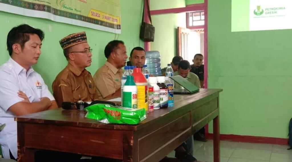 Kepala Desa Siru, Sumardi: Program KUR BNI Membantu Petani