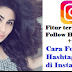 Cara Follow Hashtag Instagram