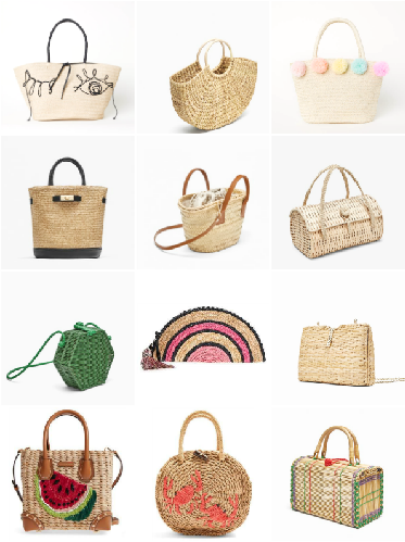 Shopping Files: Straw bags are back in full mode this season and it's the perfect time to finally buy any you may have your eyes on! | Ioanna's Notebook