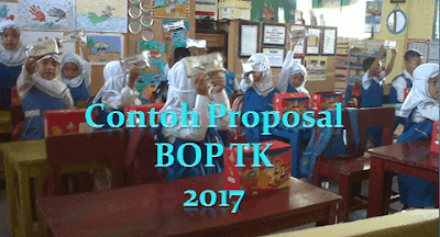 Contoh Proposal BOP TK 2017