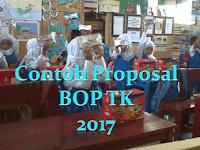 Contoh Proposal BOP TK 2017