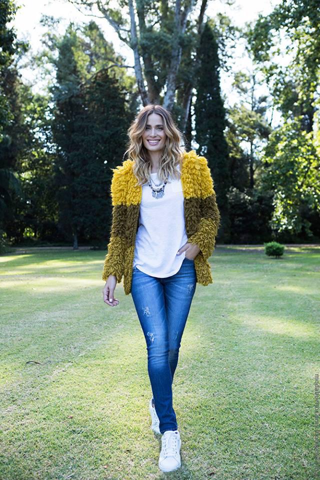Sacos tejidos invierno 2016 Milana Sweaters.