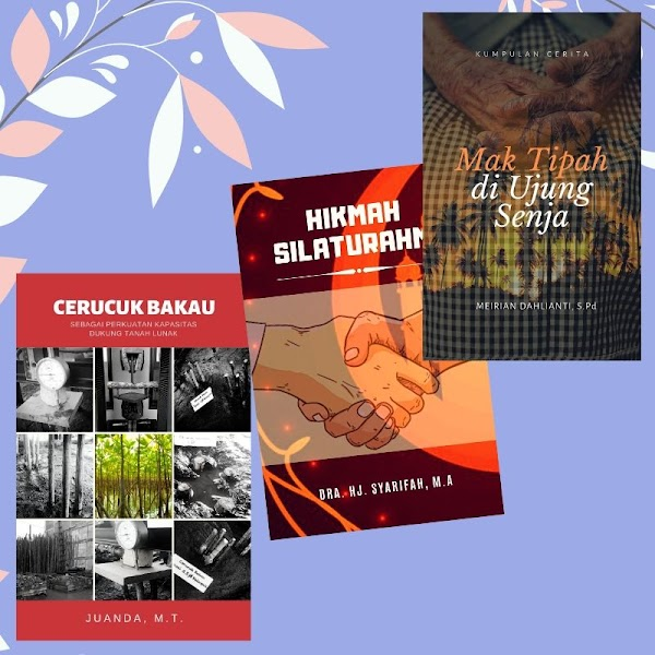 Tiga Buku Lagi, Terbit melalui Suku Seni