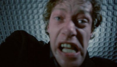 "Photo: Erwin Leder stars as K., the Psychopath in the 1983 dramatic horror movie ""Angst."""