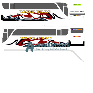 Download Livery Akas Asri Old Setra Bussid
