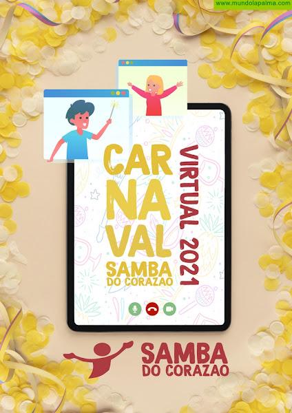 El Carnaval Virtual de Samba do Corazao por sus 20 años de trayectoria