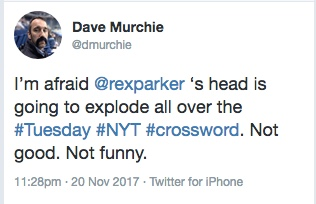 Rex Parker Does the NYT Crossword Puzzle: Religious recluse