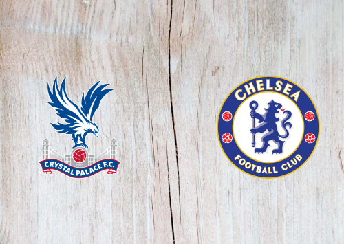 Crystal Palace vs Chelsea Full Match & Highlights 07 July 2020