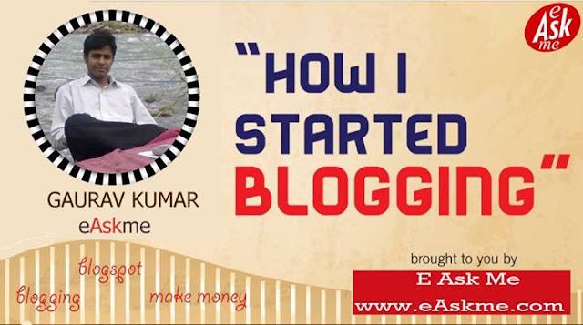 Gaurav Kumar : eAskme