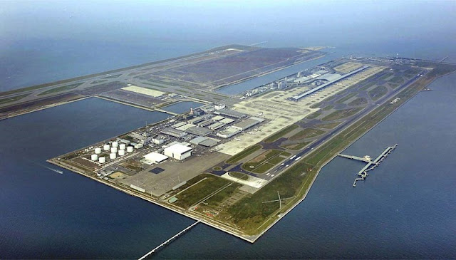 Tour khám phả cảng hàng không Kansai
