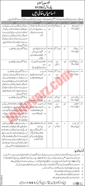 Federal government jobs, federal government organization jobs 2019 advertisement