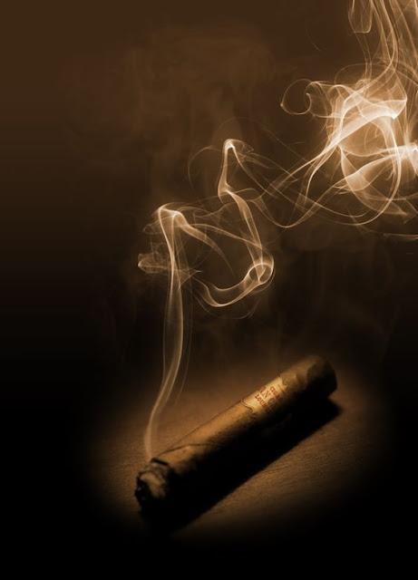 Cigar Smoke Image mancavecigarlounge.com