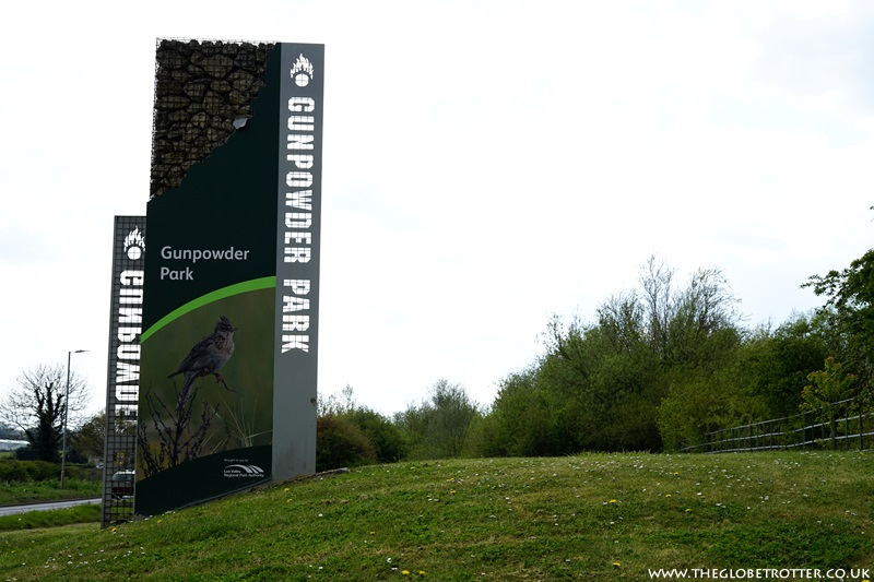 Walking Trail from Gunpowder Park to Lee Valley White Water Centre and back