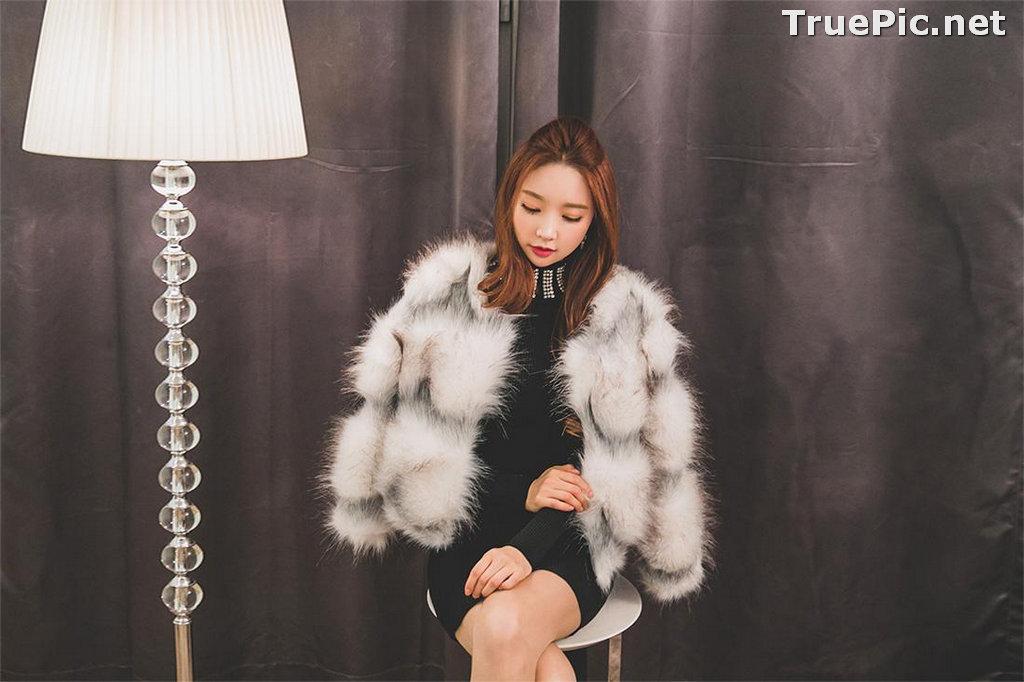 Image Korean Beautiful Model – Park Soo Yeon – Fashion Photography #12 - TruePic.net - Picture-53