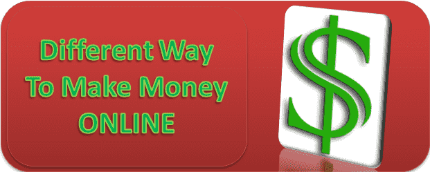 Best and Different Ways to Make Money Online