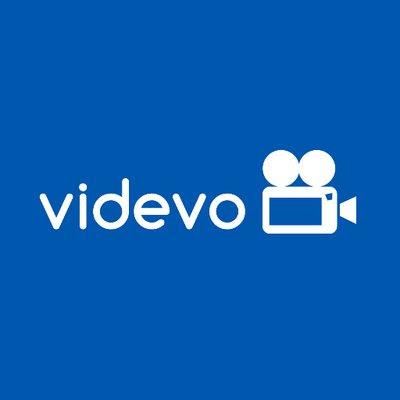 Videvo Logo - free stock video download website