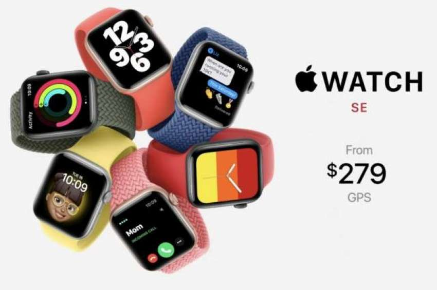 Apple Released Watch Series 6 and Watch SE | Check Full Details