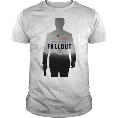 Mission Impossible - Fallout (2018) T Shirt Hoodie Sweatshirt
