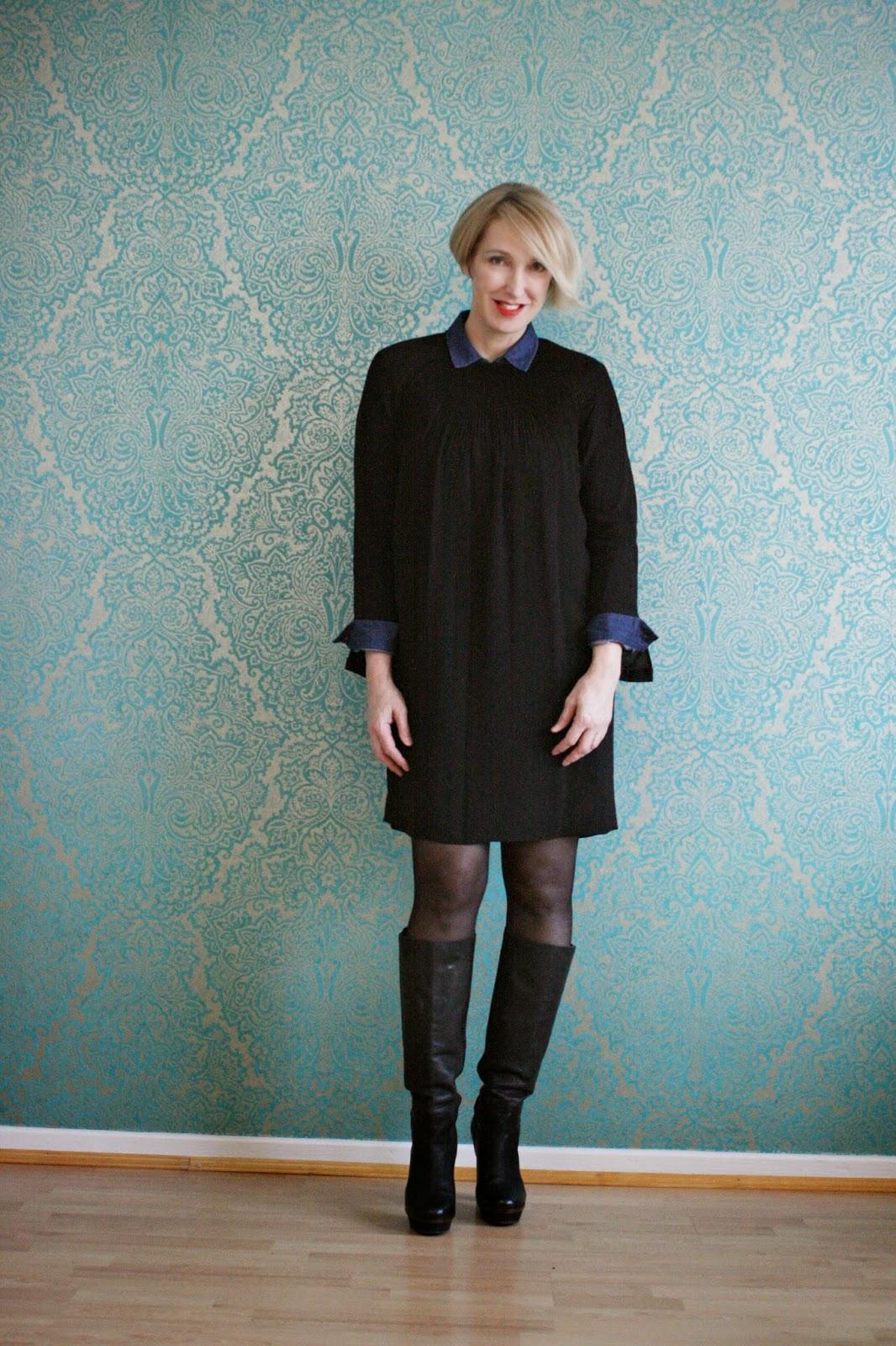 Braune Kleider Kostenlose Foto Person Schnee Kalt Winter Haar