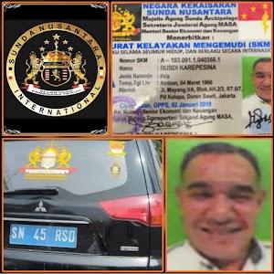 Pengendara SN 45 RSD Kena Tilang, Mengaku Jenderal dari Kekaisaran Sunda Nusantara