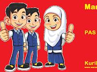 Soal PAS - UAS Kelas 5 Tema 1 Semester 1 Th. 2018