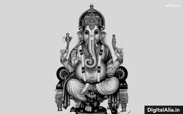 cute lord ganesha images