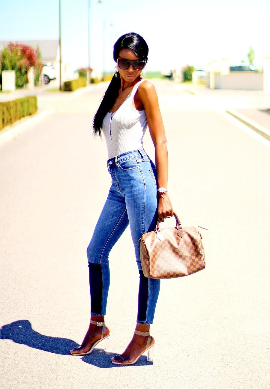 inspiration look-d-ete-avec-un-jeans-taille-haute