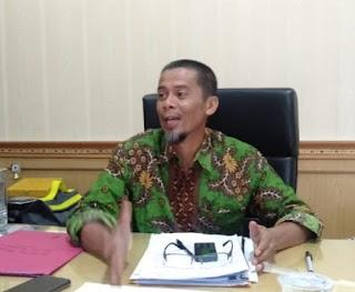 M.Azan Dilantik Menjadi Sekda Batanghari, Kaban Keuangan Daerah Kosong