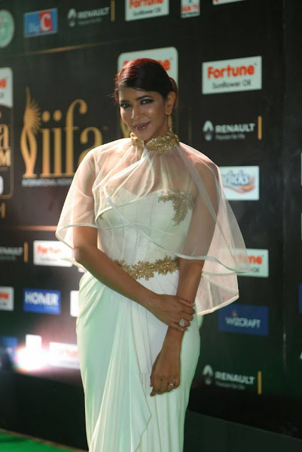 Lakshmi Manchu Stills At IIFA Awards 2017