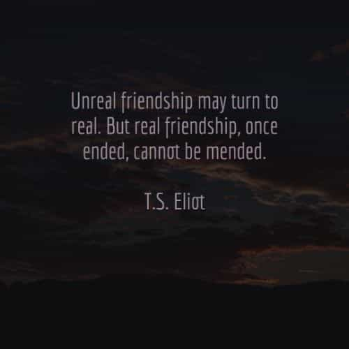Friendship quotes and inspirational friends sayings