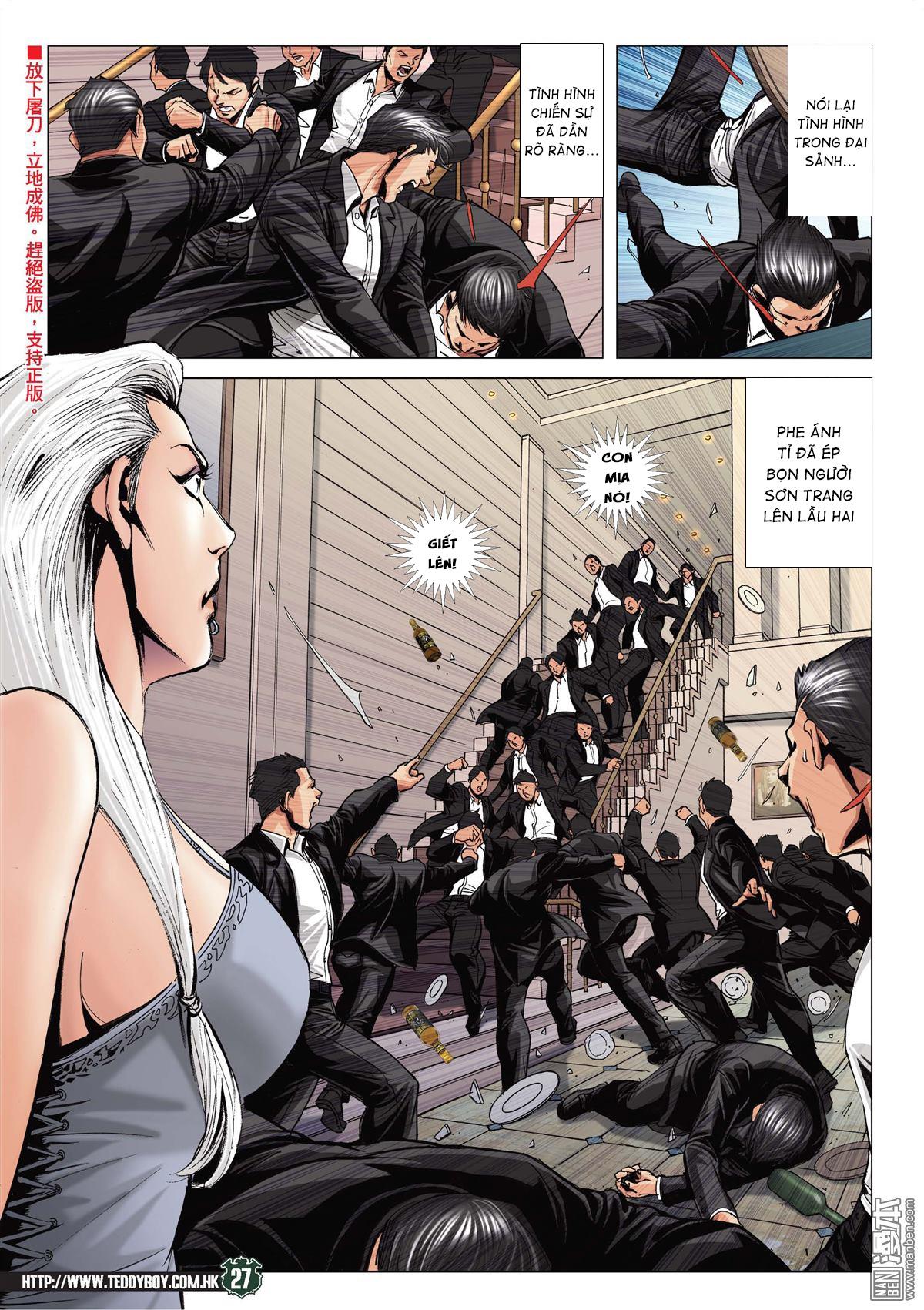 Người Trong Giang Hồ RAW chap 2070 - Trang 26