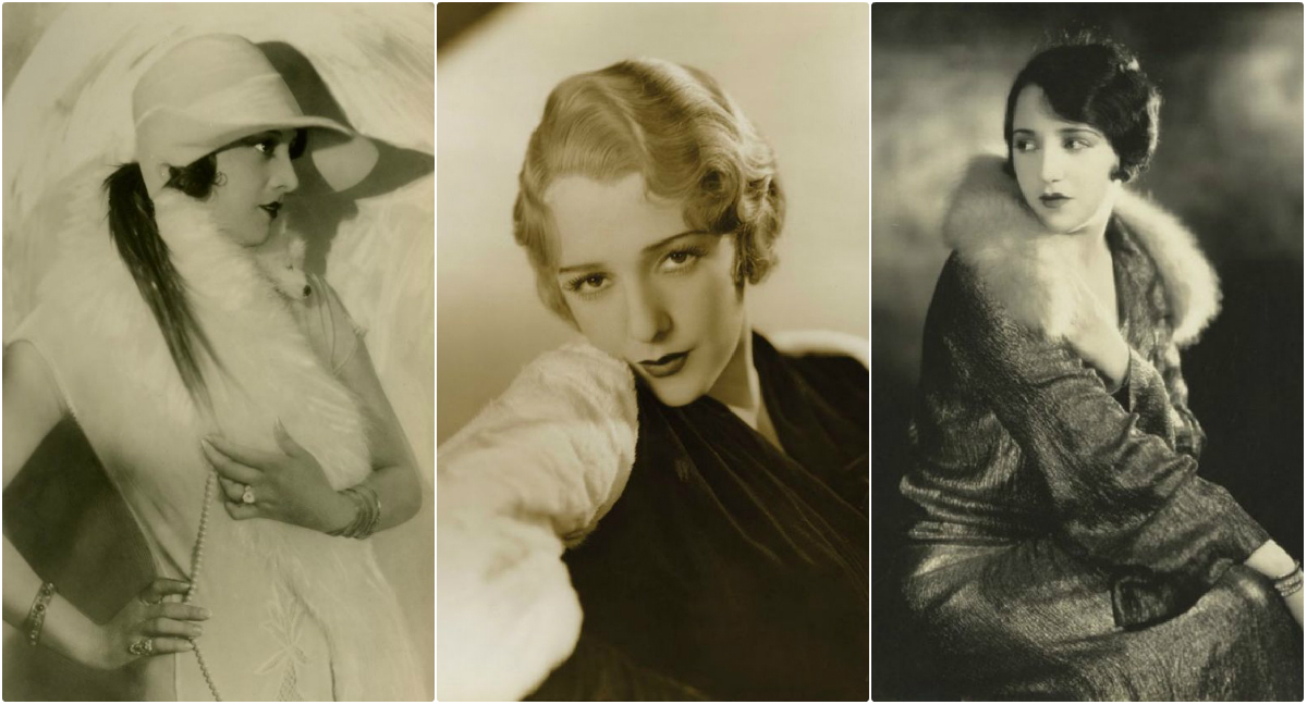 Beautiful Photos of Bebe Daniels in the 1920s and '30s