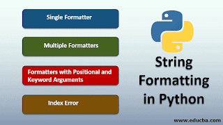 String Formatting Python