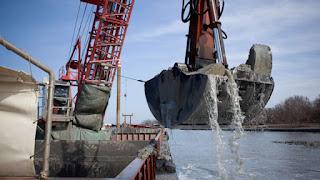 Necessario modificare la normativa sui dragaggi nei porti