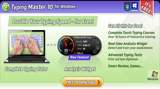 Typing master 10 Screenshot 2