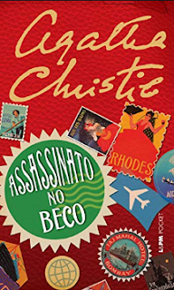 ASSASSINATO NO BECO - Agatha Christie