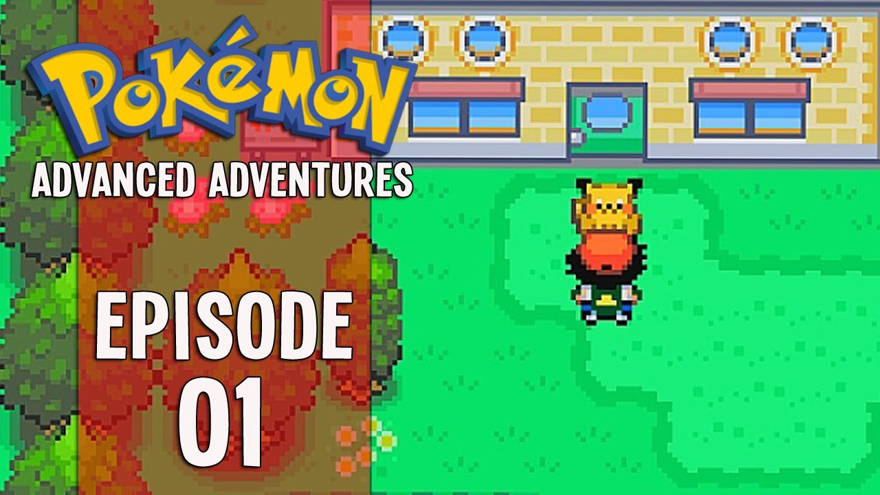 Pokemon gameboy color roms - Pokemon Advanced Adventure