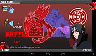 Download Naruto Senki Mod ITACHI ADVENTURE v1.17 By Reza Apk