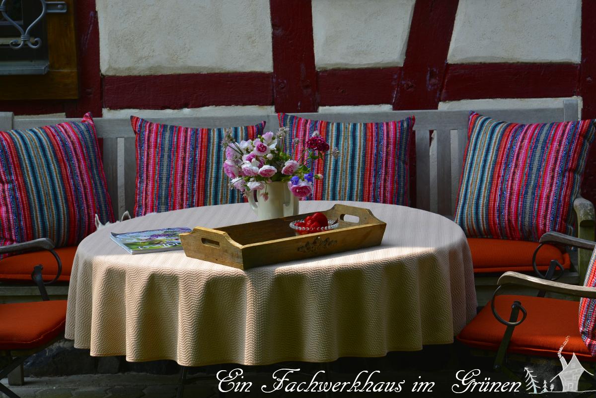 Sitzplatz, Gartenblog