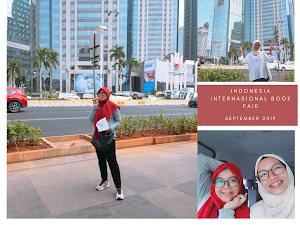 Book Hunting: Indonesia International Book Fair 2019