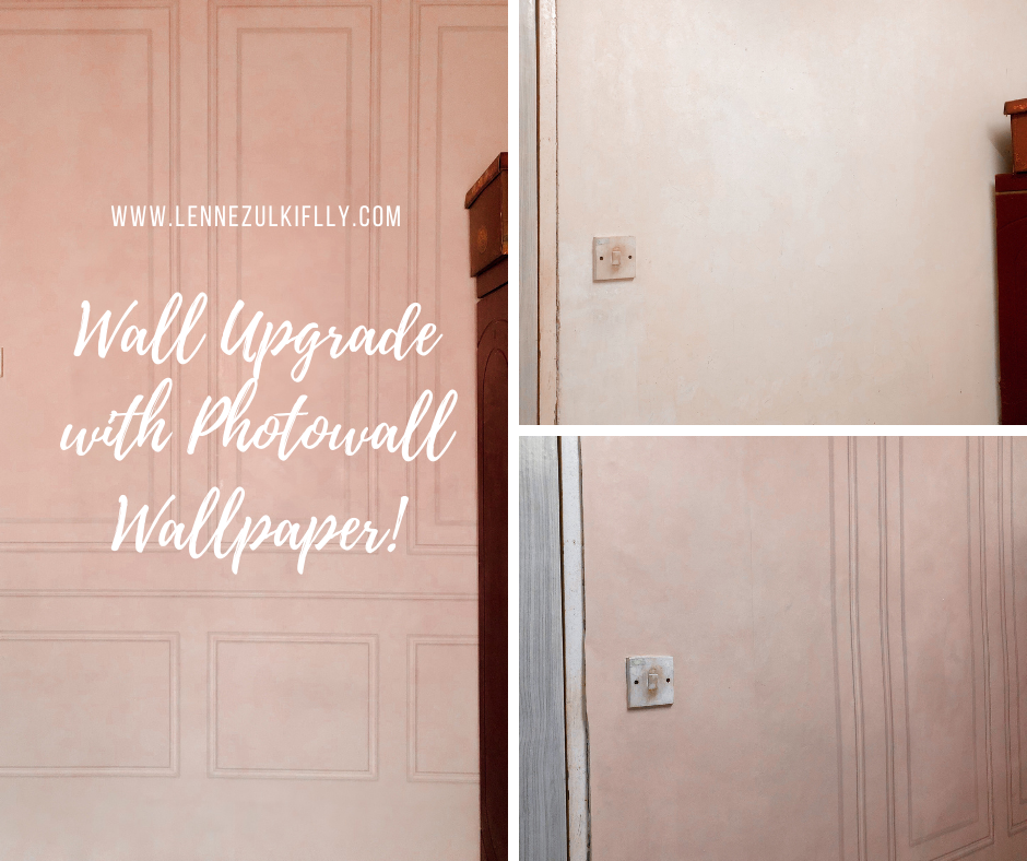 Wall Upgrade with Photowall Wallpaper