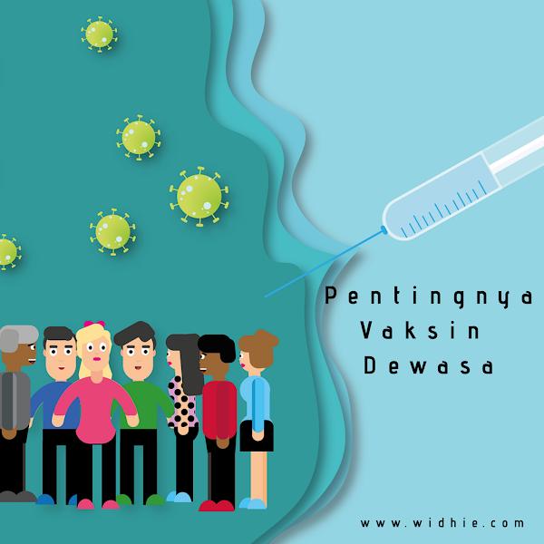 Pentingnya Vaksin Dewasa