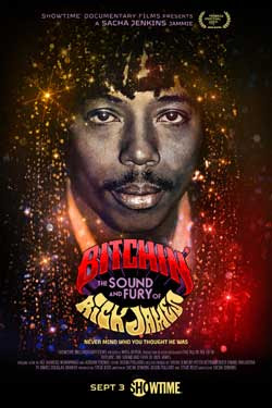 Bitchin': The Sound and Fury of Rick James (2021)