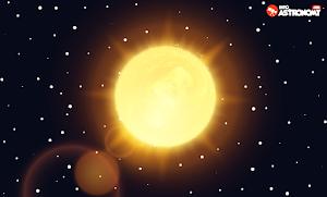 Matahari, Salah Satu Bintang di Alam Semesta